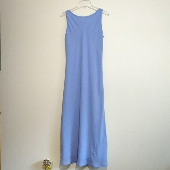 5cdd2593a La Belle Dresses & Skirts - La Belle Light Blue Modest Maxi Dress Juniors 11